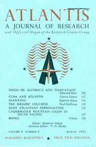 Atlantis the journal