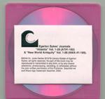 journal on CD